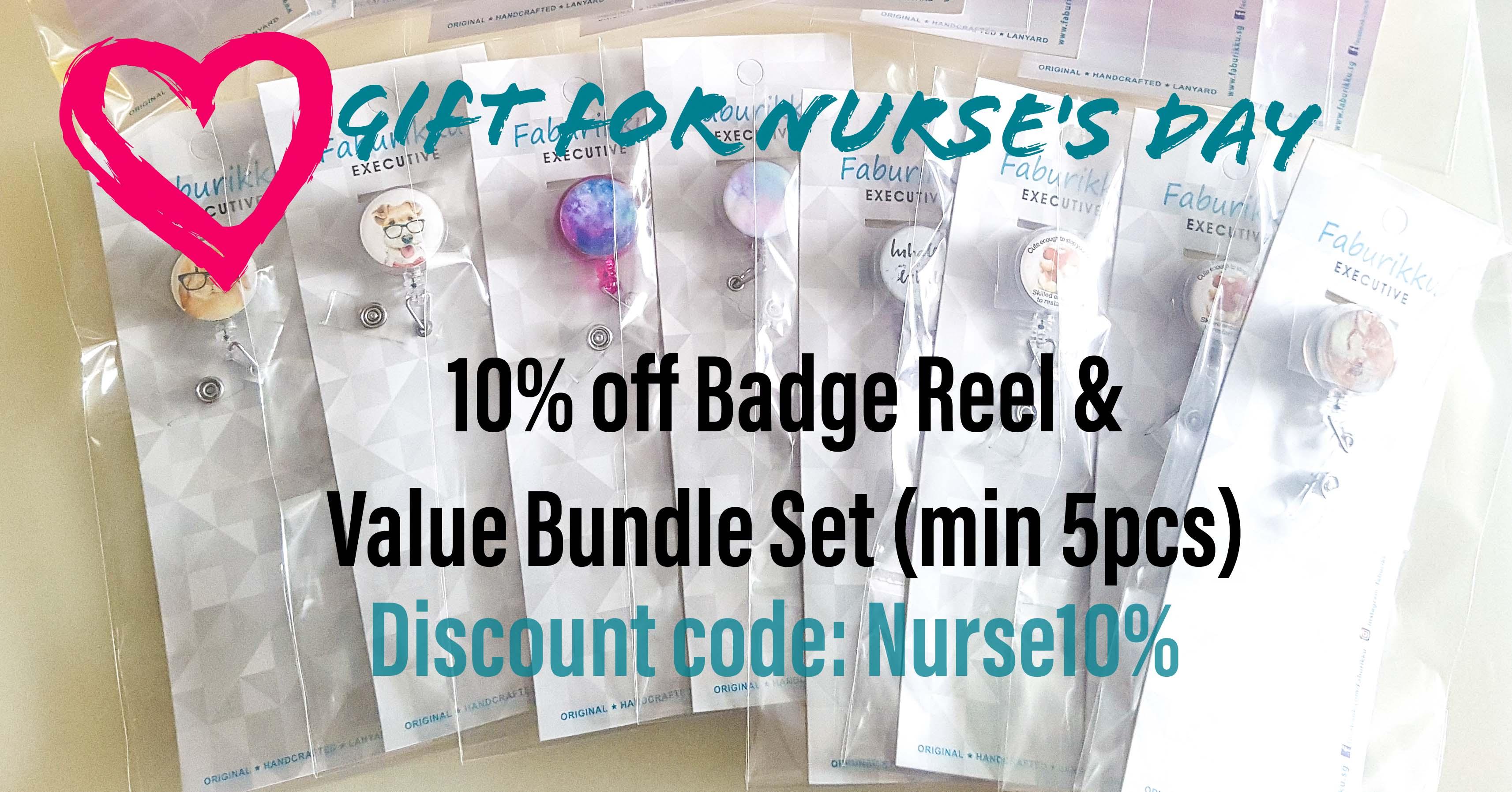 10% Nurse Day promo