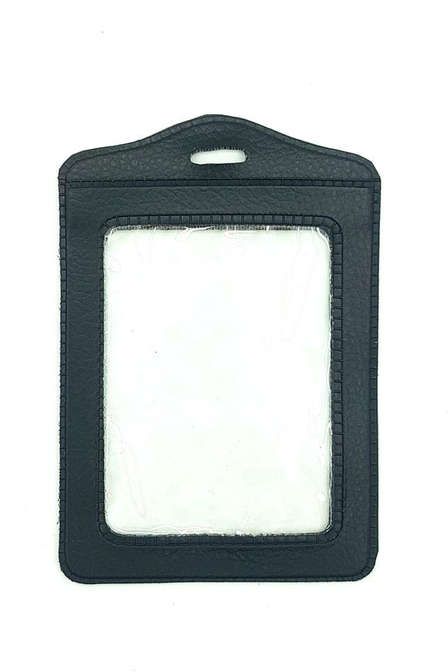 Black Basic Card Portrait