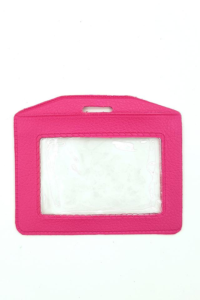 Dk Pink Basic Card Landscape