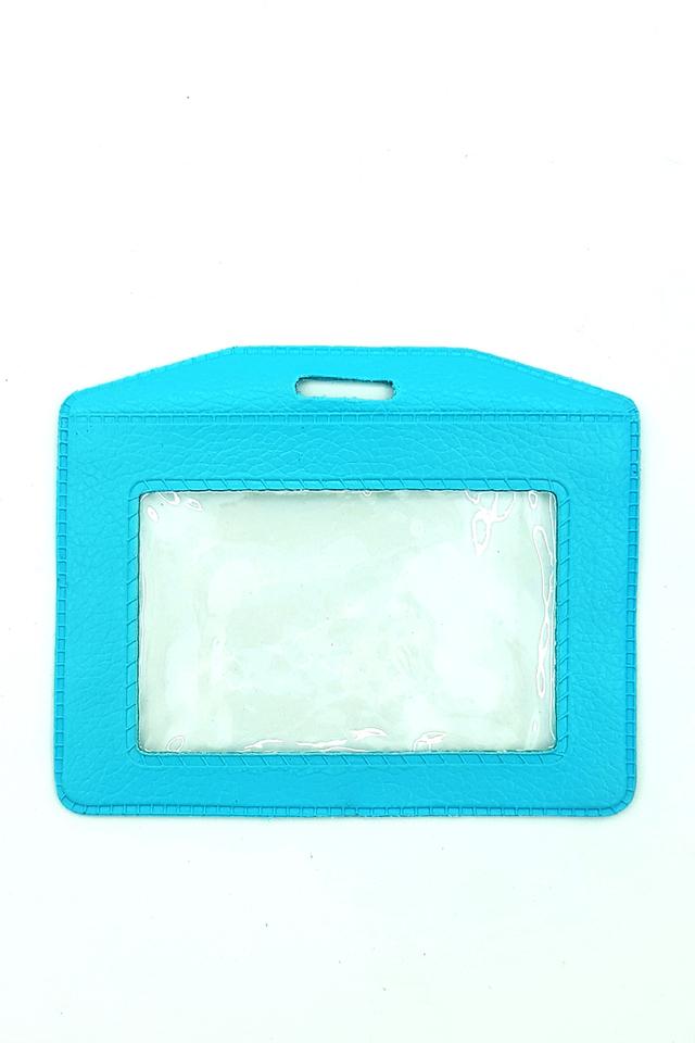 Light Blue Basic Card Landscape