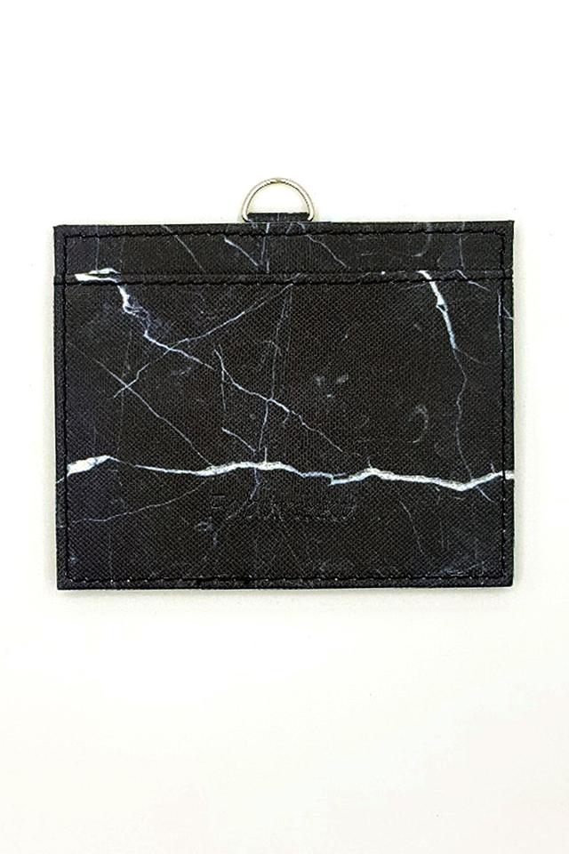 Black Marble Print Deluxe Landscape