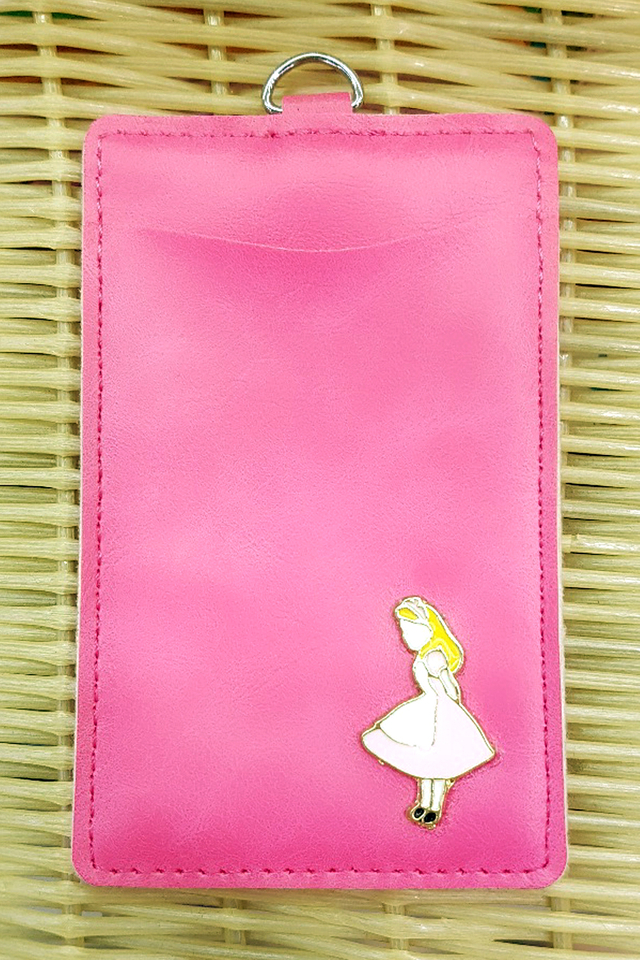 Magenta Alice Premium Card
