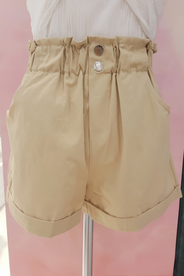 Safari High Waist Shorts (6 colours)