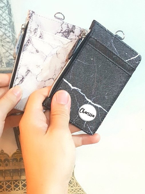 Personalise Cardholder (Cardholder Not Included)