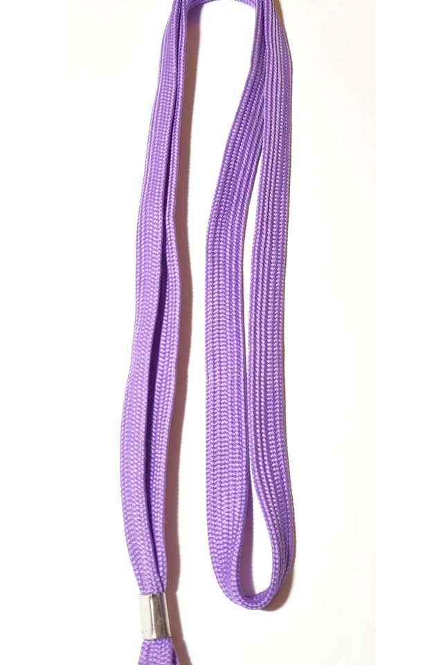 Lavender Basic Lanyard