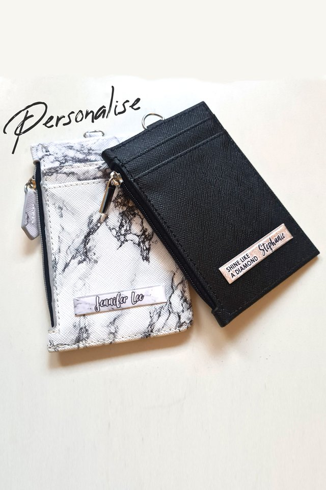 Personalise Cardholder VER.2 (Cardholder Not Included)