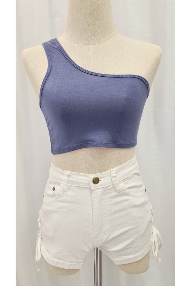 Basic Toga Crop Top (6 Colours)