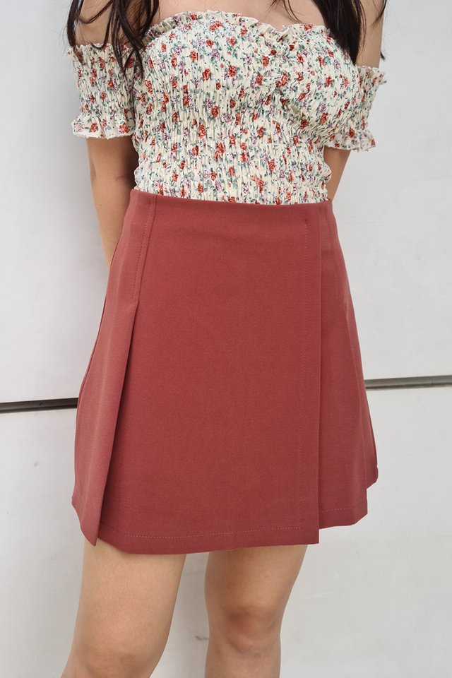 Penn Pleats Skirt (3 colours)