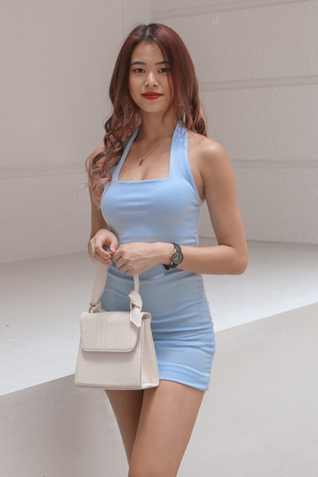 Thalia Halter Dress (6 colours)